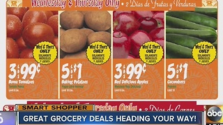 Best grocery deals in the Valley