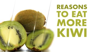 Reasons to eat more kiwi - Video