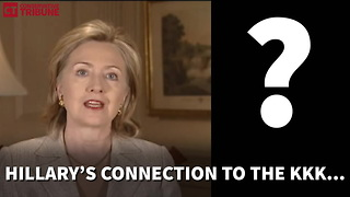 Hillary's KKK Connection - Video