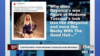 Controversy over Madame Tussaud's wax figure - Video