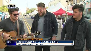 Fifth & Main Performs - Video