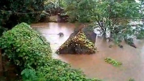 India's Cochin International Airport Suspends Operation Due to Flooding