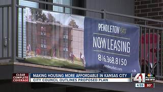 Kansas City officials define guidelines for 'affordable housing'