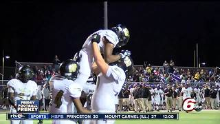 HIGHLIGHTS: Lawrence Central 35, Warren Central 26 - Video