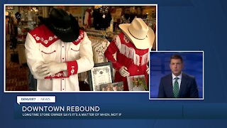 The Downtown Denver Rebound: Rockmount President says it's a matter of when