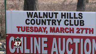 Online auction to be held for Walnut Hills - Video
