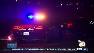 Motorcyclist killed in Mission Valley crash - Video