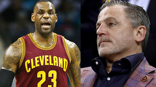 LeBron James GOES OFF on Cavs Management, Cusses Out Two Executives During Meeting