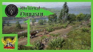 Let's Play Medieval Dynasty | Part 1