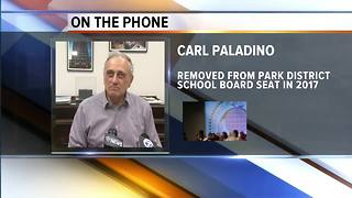 Carl Paladino wants his school board seat back - Video