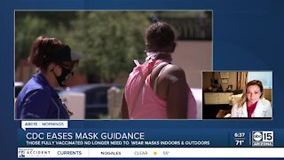 Answering your questions: Health Insider discusses new CDC mask-lifting guidance