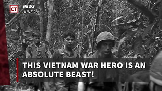 VC Executed Man in Vietnam War After He Wouldn't Stop Insulting Them and Singing - Video