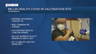 Bellin Health COVID-19 vaccination site