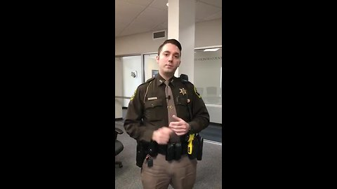 Walking in the Shoes of an Ingham County Sheriff Deputy