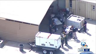 Homeland Security raids Fort Pierce business - Video