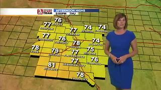 OWH Thursday Forecast - Video
