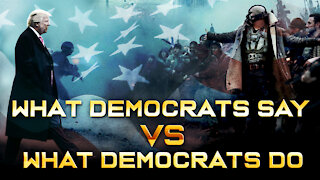 What Democrats say VS What Democrats Do | @therealSCARBORO