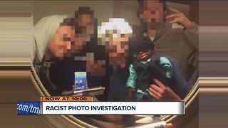 Controversial photo sparks outrage at Marquette University - Video