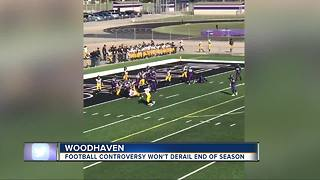 Youth football team can finish out season almost derailed by adults' fight - Video