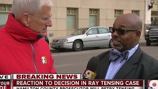 Attorney Carl Lewis 'shocked' by decision to retry Ray Tensing - Video