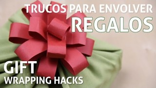 7 gift wrapping hacks for last-minute - Video