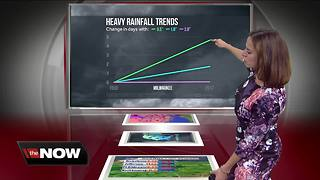 Geeking Out: Heavy rainfall trends - Video