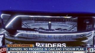 NFL owners discuss proposed stadiums in Dallas - Video