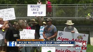 Clean water activists take the toxic algae problem to Washington D.C. - Video
