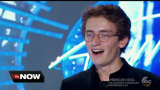 Wesley Chapel teen heads to 'Hollywood' after wowing the American Idol judges - Video