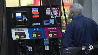 Fill up before spike in gas prices because of winter weather