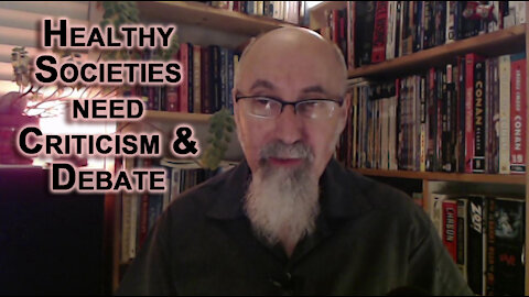 Healthy Societies Need Criticism, Debate & Thick Skin: Safe Spaces, Problem of Our Education Systems