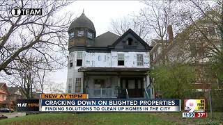 Cracking down on blighted properties - Video