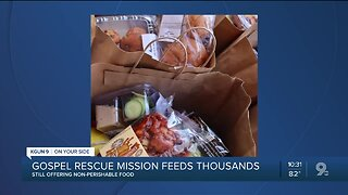 Gospel Rescue Mission serves families in need