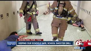 Shelbyville schools to make changes after large-scale active shooter drill - Video