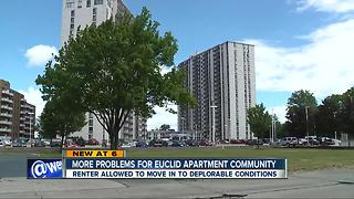 More trouble for Euclid apartment complex plagued with problems - Video