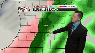 Dustin's Forecast 1-9 - Video
