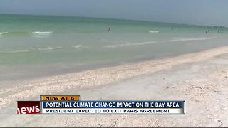 Rising sea levels a concern in St. Pete Beach - Video
