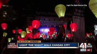 Interview: Light the Night Kansas City - Video