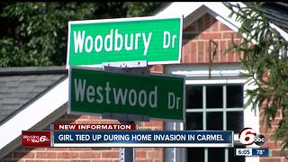Teen bound, robbed during daytime home invasion in Carmel - Video
