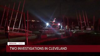 Coast Guard, Cleveland crews searching waters near Whiskey Island for missing person