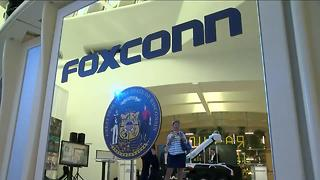 Wisconsin welcomes Foxconn - Video