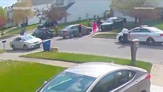 Newly-released video gives wider view of deadly Columbus police shooting