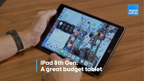 iPad 8th Gen review: A great budget tablet!