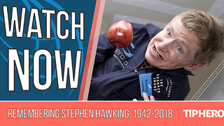 Remembering Stephen Hawking, 1942-2018