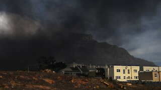 Wildfires Damage University Of Cape Town