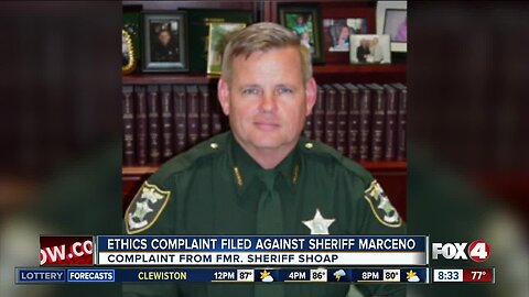Sheriff Marceno's response to ethics complaint against him