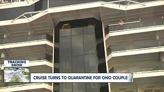 South Euclid couple returns home from cruise amid coronavirus concerns
