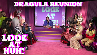 The Boulet Brother's DRAGULA Reunion: LOOK AT HUH! - Video