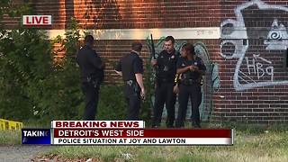 Joy and Lawton police situation - Video