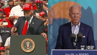 Dr. Jill Biden visits Tampa Bay Area on election day
